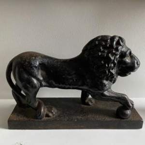 Regency Medici Lion Circa 1820