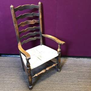 Victorian Carver Chair
