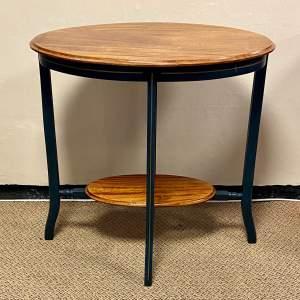 Edwardian Oval Flame Mahogany Table