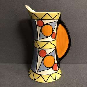 Art Deco Design Lorna Bailey Jug