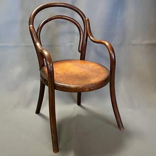 Fischel Bentwood Childs Chair image-1