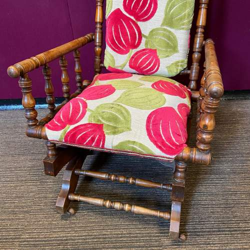 Victorian American Rocking Chair image-2