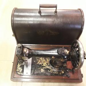 1891 Singer Hand Crank Sewing Machine