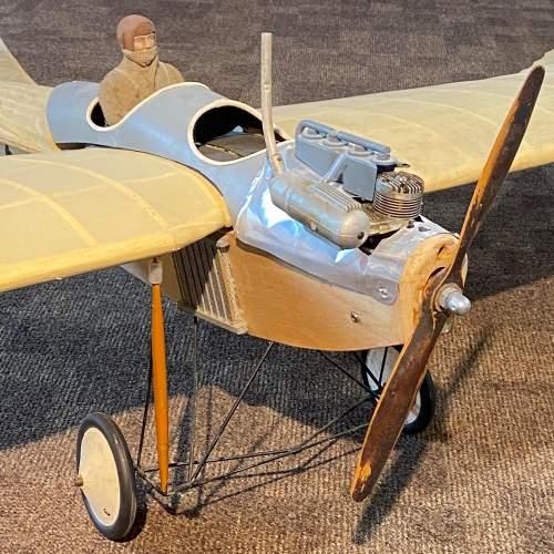 Large Model Etrich Taube Plane image-2