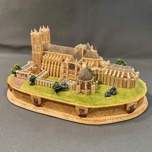 Lilliput Lane Millennium Special Westminster Abbey