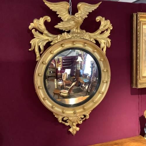 Stunning Regency Convex Mirror image-5