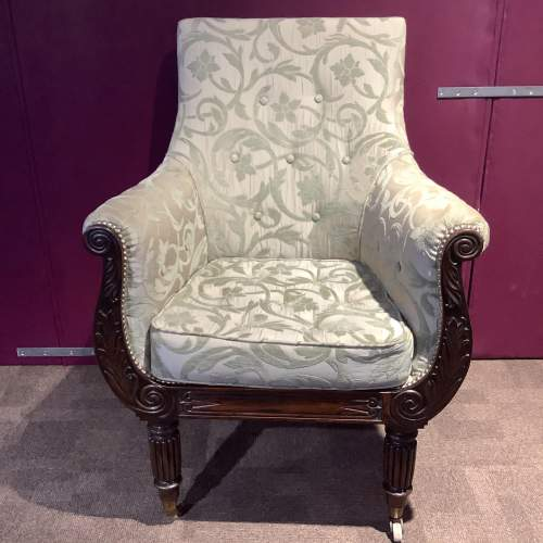 Regency Library Chair image-2