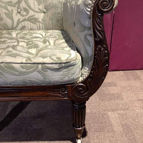 Regency Library Chair image-3