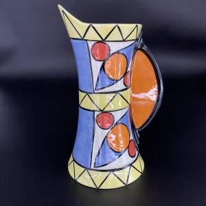 Lorna Bailey Brookes Design Jug - Limited Edition