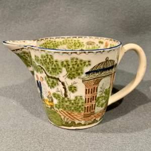 19th Century Pearlware Creamer