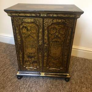 Chinese Table Cabinet