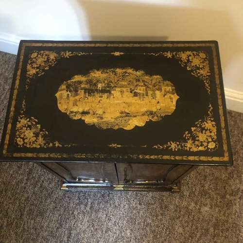 Chinese Table Cabinet image-5