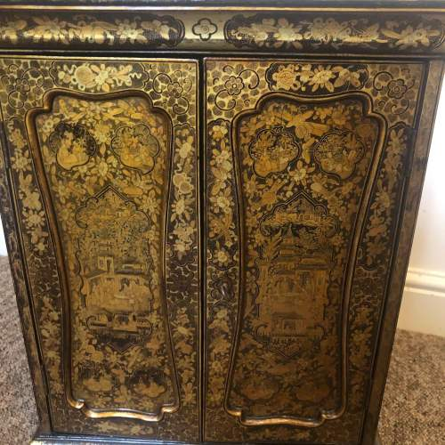 Chinese Table Cabinet image-6