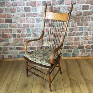 Farmhouse Stick Back Chair