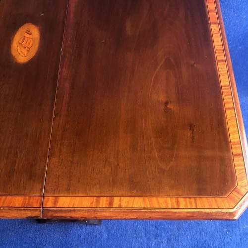 Edwardian Inlaid Sutherland Table image-4