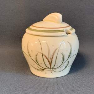 Susie Cooper Lidded Preserve Jar