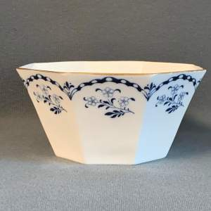Late Victorian Porcelain Wedgwood Bowl