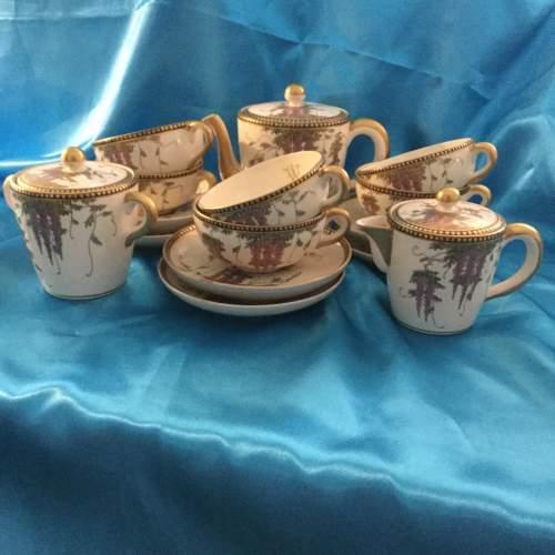 Japanese Taischo Period Tea Set image-6