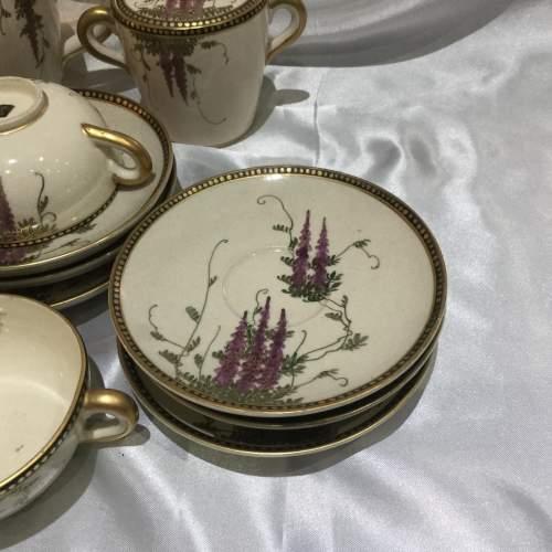 Japanese Taischo Period Tea Set image-3