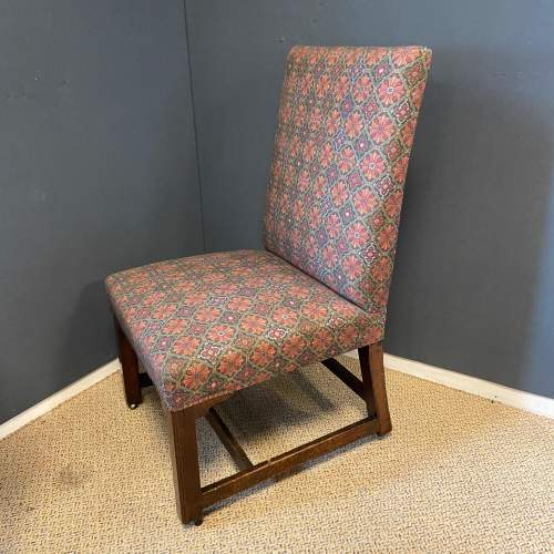 18th Century Open Low Chair image-2