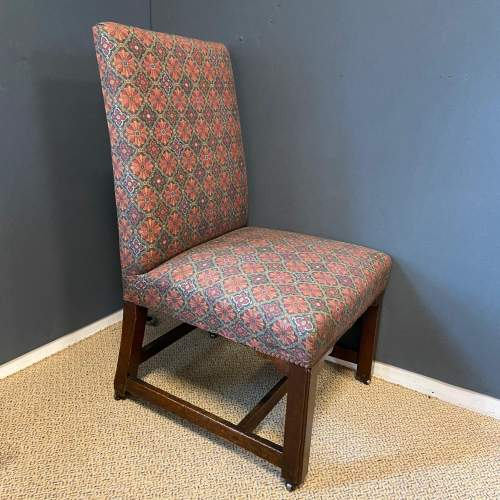 18th Century Open Low Chair image-3