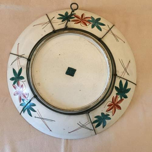 19th Century Hand Painted Japanese Charger image-4