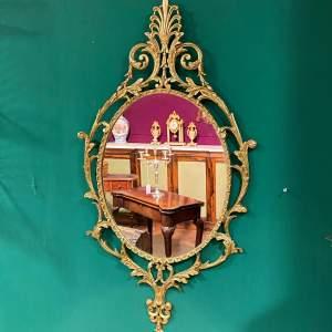 Decorative Vintage Rococo style Mirror