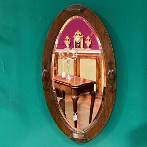 Arts and Crafts Portrait Wall Mirror