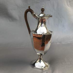 Good Quality Silver Plated Water Jug