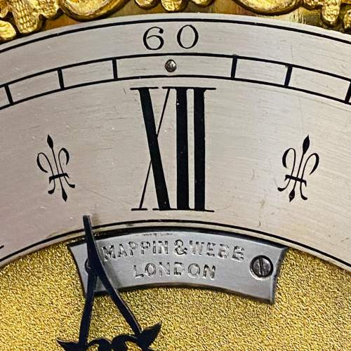 Large Boardroom Clock by Mappin and Webb image-5