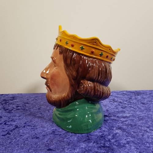 Royal Doulton King John Character Jug image-2