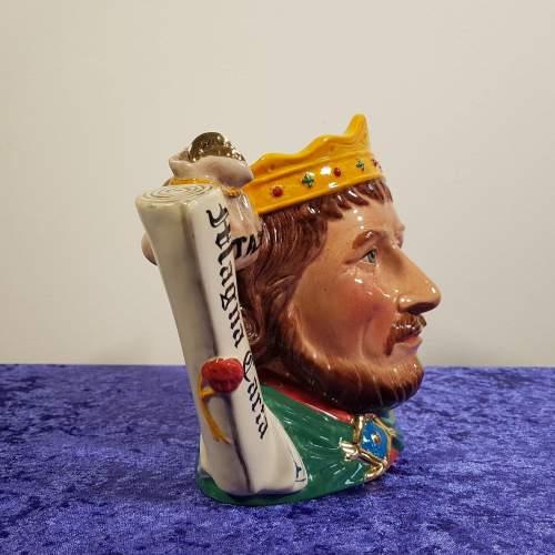 Royal Doulton King John Character Jug image-4