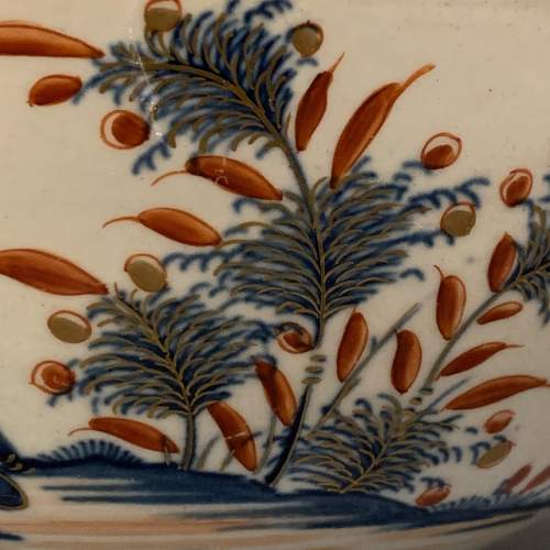 Rare Worcester Painted Bowl image-6