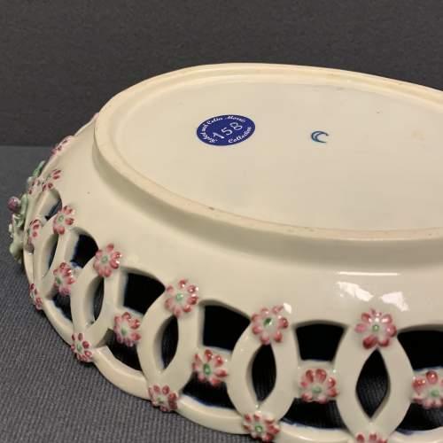 Worcester Pierced Oval Dessert Basket image-3