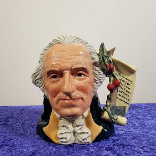 Royal Doulton George Washington Character Jug image-1