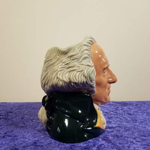 Royal Doulton George Washington Character Jug image-4