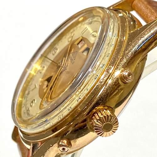 Solix Fine Quality 1960s Gents Calendar Wrist Watch image-3