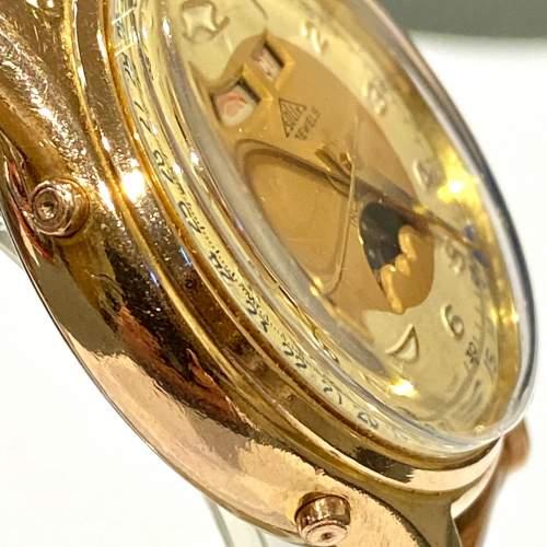 Solix Fine Quality 1960s Gents Calendar Wrist Watch image-6