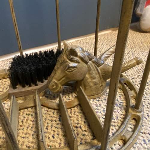 Cast Iron Equestrian Boot Tree image-4