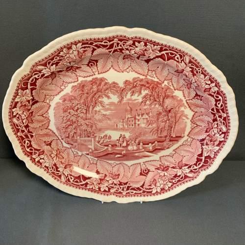 Masons Vista Meat Platter image-1