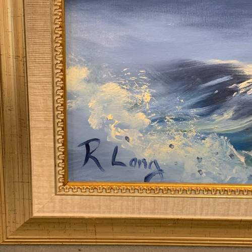 Seascape Painting by Roy Lang image-2