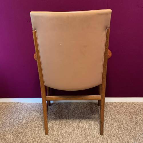 20th Century Retro Rosewood Armchair image-2