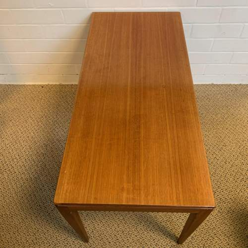 Nest of Three Retro Teak Tables image-5