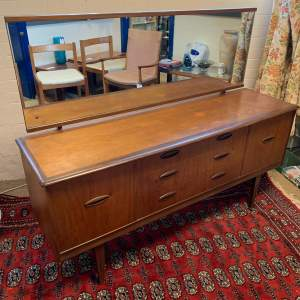 Austin Suite Retro Teak Dressing Table