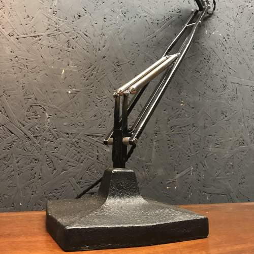 Early Herbert Terry 1209 Anglepoise Lamp with Original Paint image-3