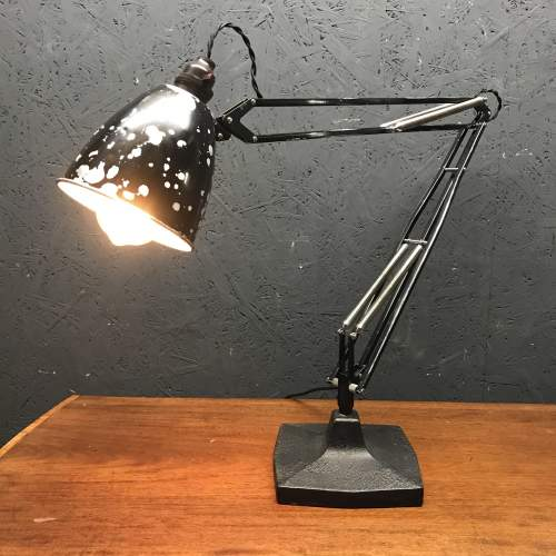 Early Herbert Terry 1209 Anglepoise Lamp with Original Paint image-5