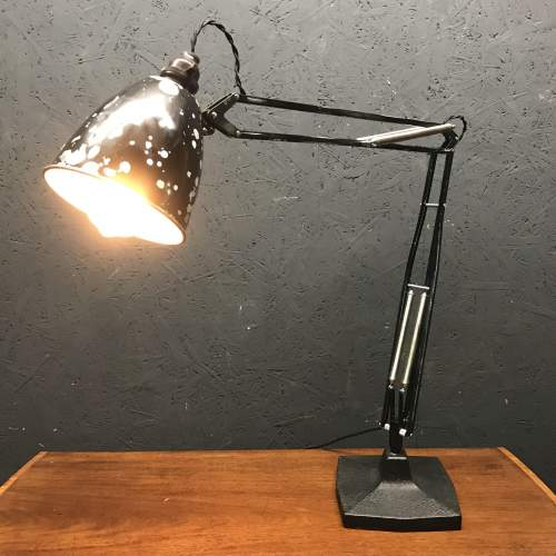 Early Herbert Terry 1209 Anglepoise Lamp with Original Paint image-6