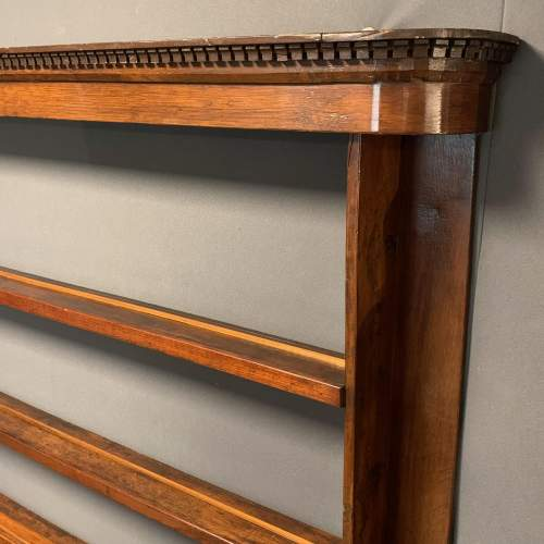18th Century Oak Three Drawer Dresser image-3