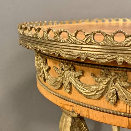 19th Century Small French Gueridon Table image-3