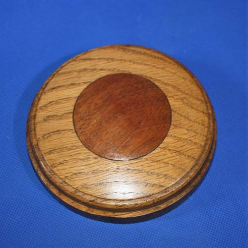 Oak Gavel and Sound Block image-3